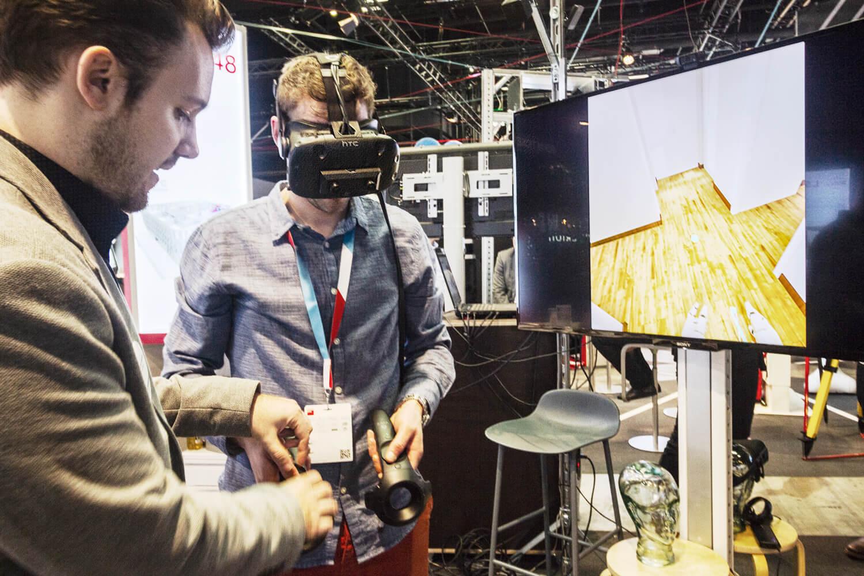 Virtual Reality Digitalnity Schweiz