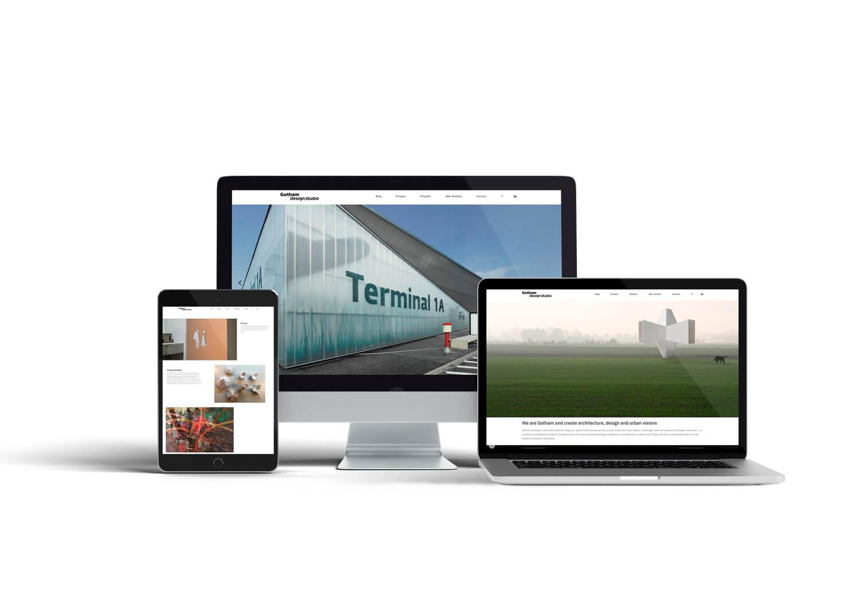 Webdesign Digitalnity Schweiz