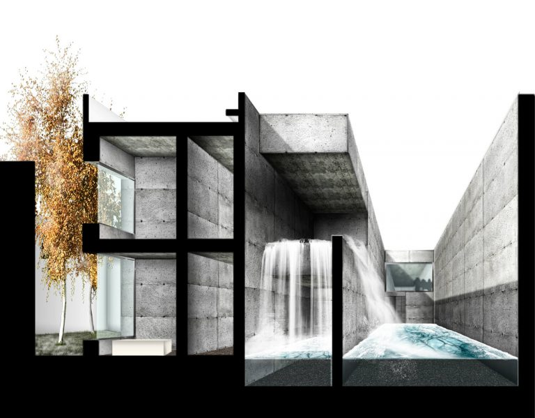 Section Visualization Digitalnity Schweiz